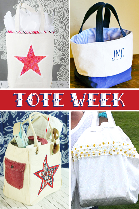 Tote Week | Pretty Handy Girl