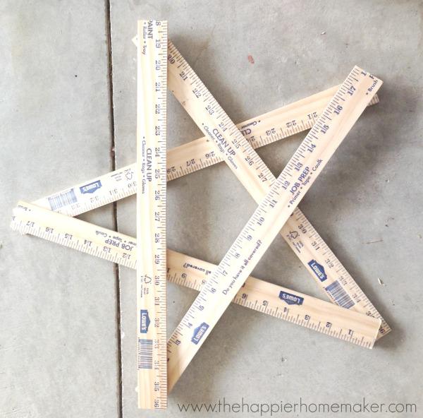 tutorial yardstick star