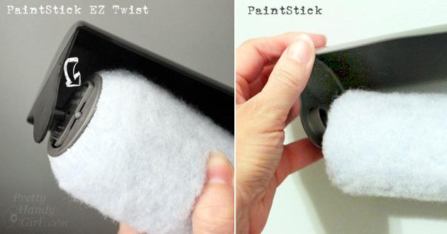 HomeRight PaintStick vs. EZ Twist Review   Pretty Handy Girl