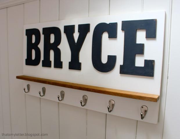 personalized wall shelf 4