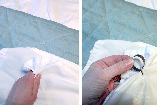 Easy & Cheap Curtains | Pretty Handy Girl