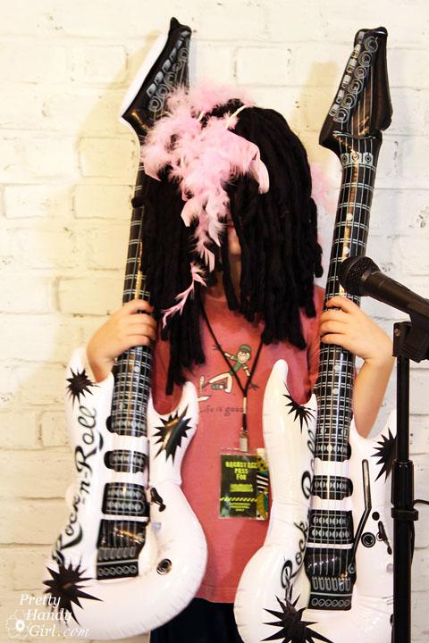 Rock n' Roll Birthday Party | Pretty Handy Girl