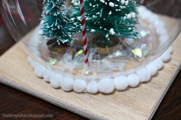 snowglobe ornament 2
