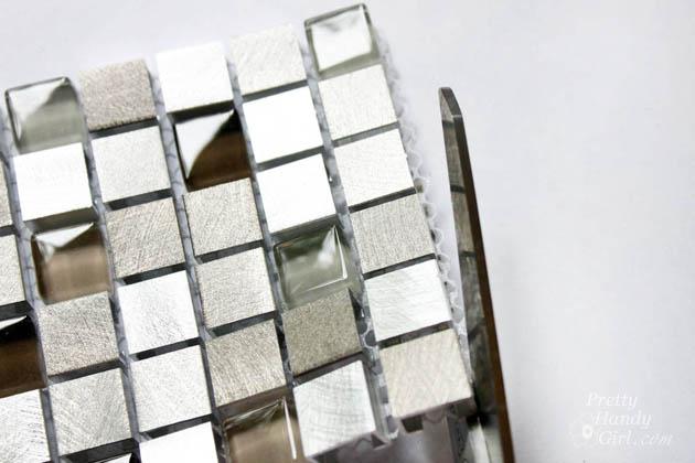 Mosaic Tile Coasters | Pretty Handy Girl