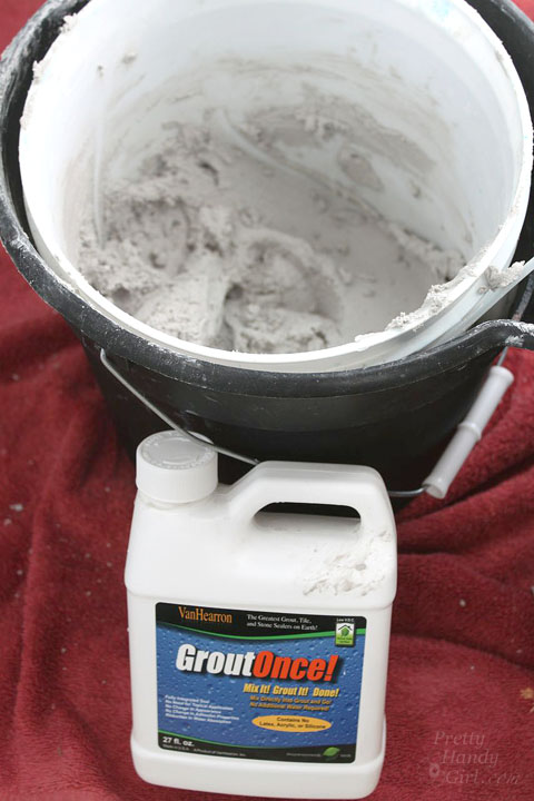 mix-grout-and-grout-once-sealer
