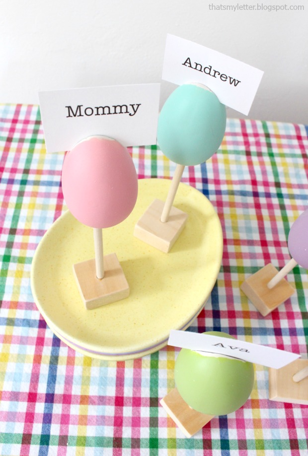 egg placecards 2