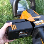 WORX Hedge Trimmer review