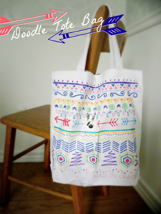 Doodle-Tote-Bag