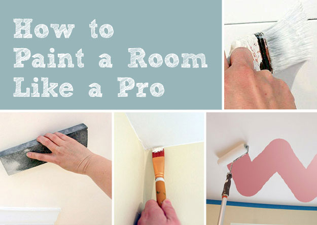 How to Paint a Room Like a Pro | Pretty Handy Girl