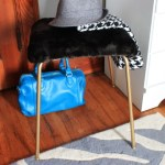 Turn a Chair into a Stool