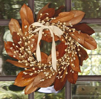 Fall Floral Wreaths
