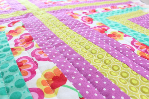 wall quilt step 6