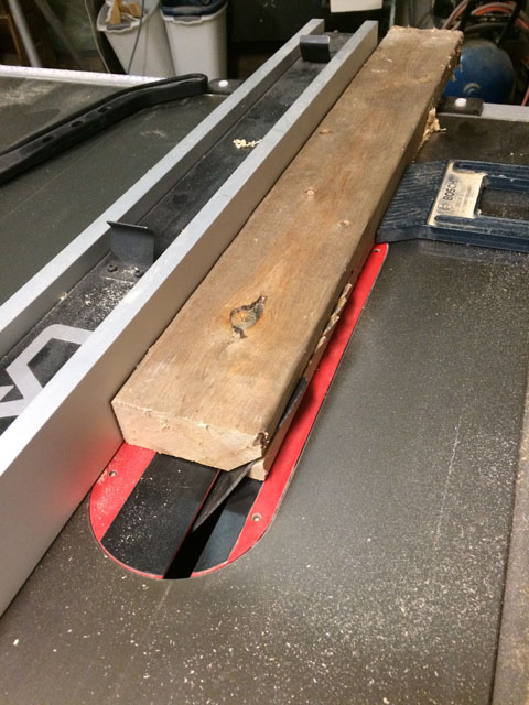 Table Saw Safety Guidelines | Pretty Handy Girl