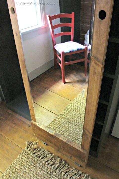 sliding mirror 2