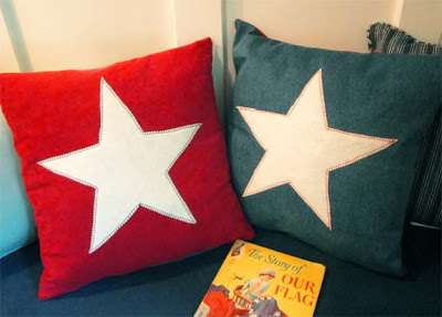 Sew Star Pillows