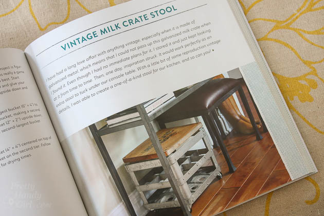 DIY Rustic Modern Metal Crafts Book Review