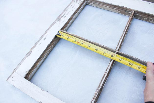 measure-window-panes