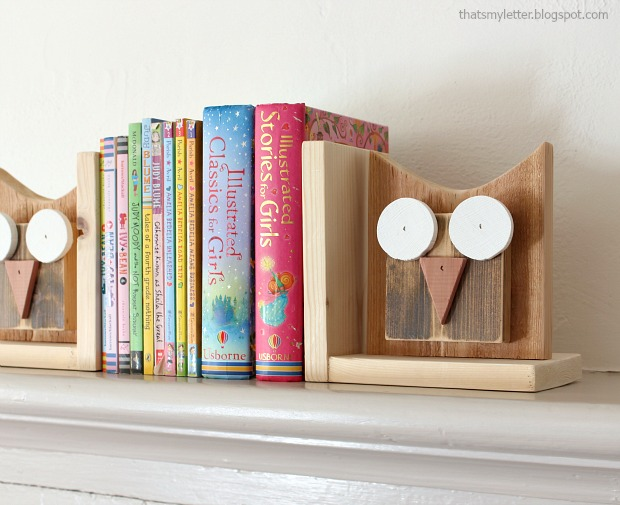 owl bookends 1