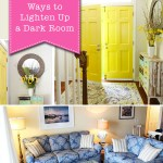 5 Ways to Lighten Up a Dark Room | Pretty Handy Girl