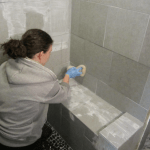 5 Great Tips to Grout a Shower