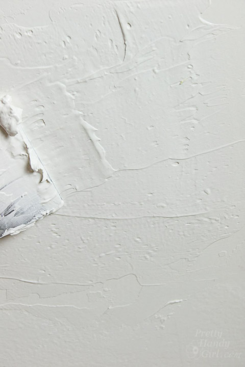 How to Patch a Hole in Drywall | Pretty Handy Girl