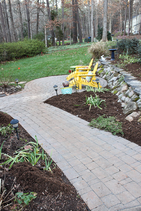 Update on Backyard Landscaping | Pretty Handy Girl