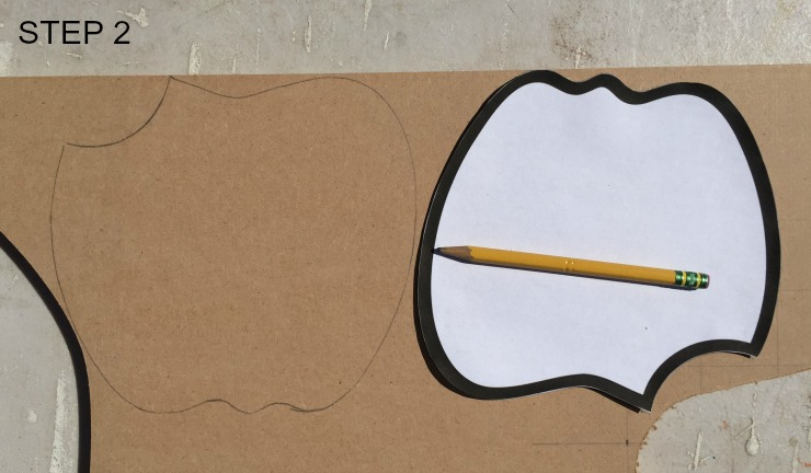 apple pencil holder step 2
