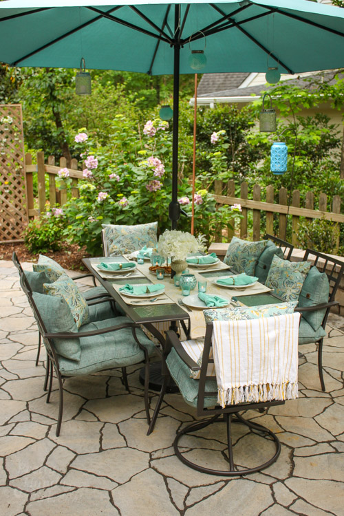 Decorating Ideas For An Outdoor Garden Party Pretty