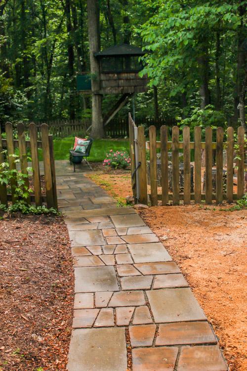 Backyard Landscaping Reveal | Pretty Handy Girl