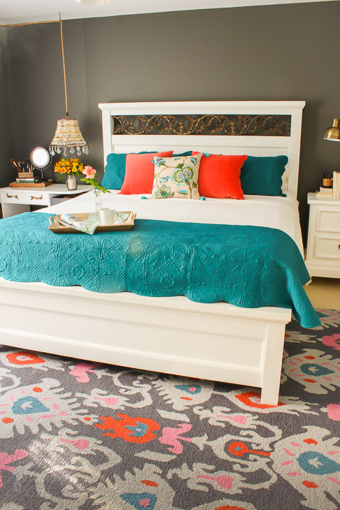 Pretty Handy Girl Colorful Fall Home Tour 2016