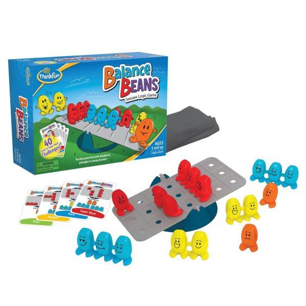 Balance Beans Game