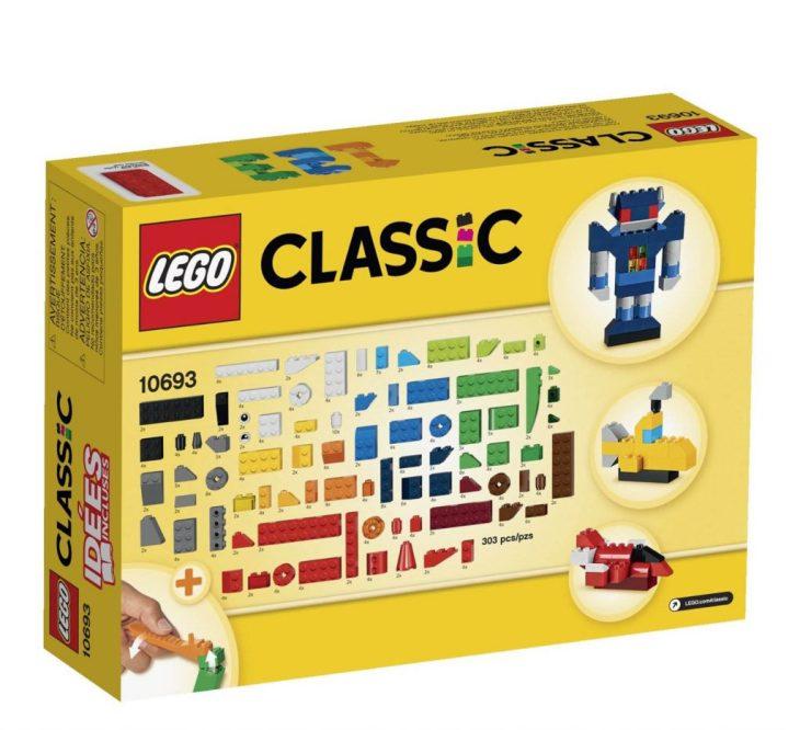 LEGO Classic Set - Finally a non-model set to encourage creativity!