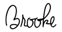 Brooke Signature
