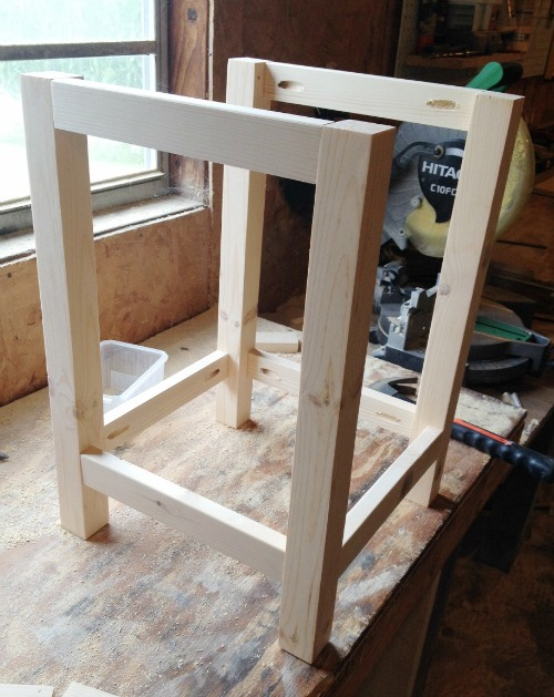 DIY Side Table Plans