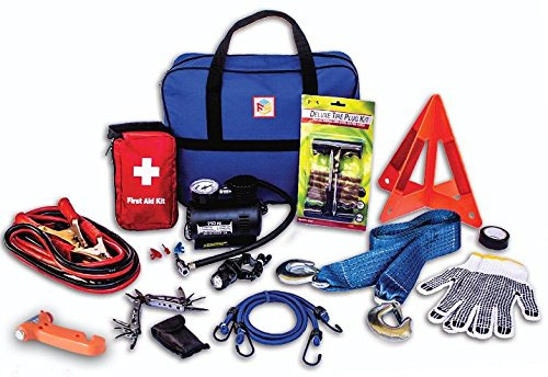 Car Emergency Kit | Pretty Handy Girl