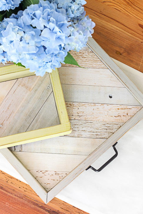 How to Build a Quick DIY Tray & Gift Box Pretty Handy Girl