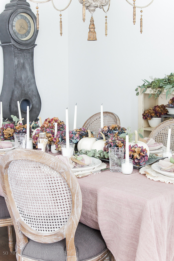 french-chandelier-mora-clock-dining-room-So-Much-Better-With-Age