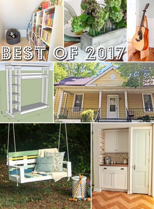 Pretty Handy Girl's Best of 2017