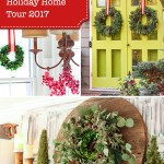 Holiday Home Tour 2017 | Pretty Handy Girl