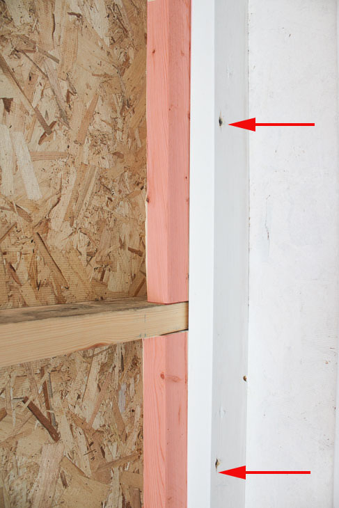 How to Install Pegboard Walls   Pretty Handy Girl