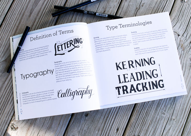 Mastering Hand Lettering About Typography