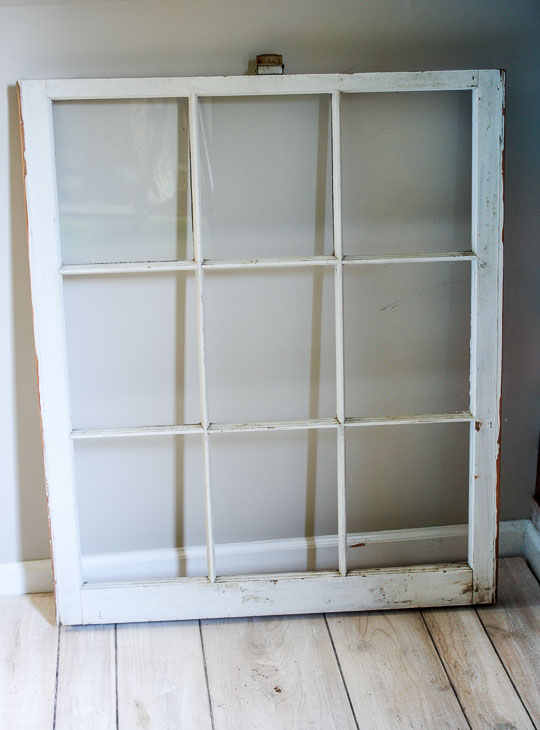 Can You Create a Mirrored Window with Spray Paint