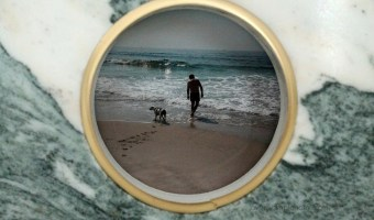 Upcycle a Clock into a Picture Frame