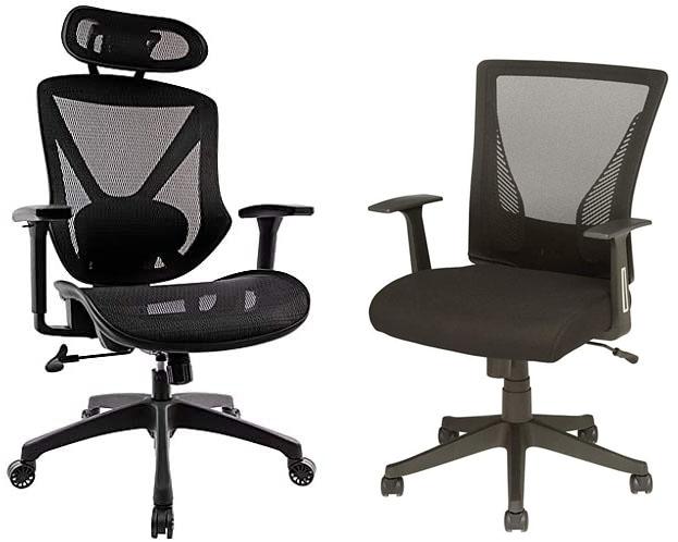 Brenton & Dexley Task Chairs