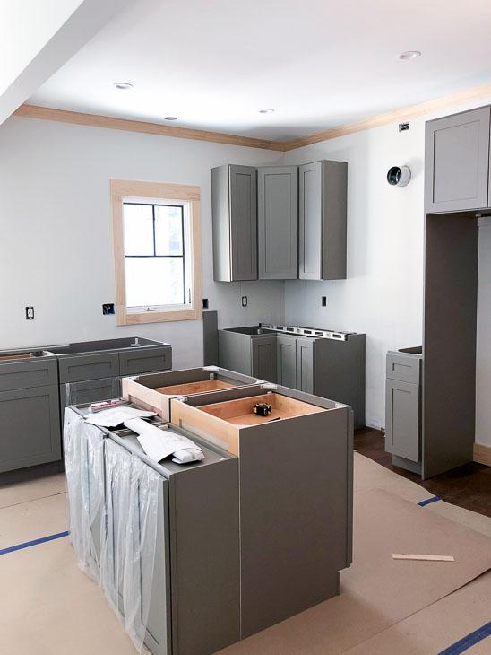 Saving Etta: Kitchen Cabinet Decision and Install - Pretty ...