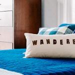 DIY Wanderer Felt Pillow