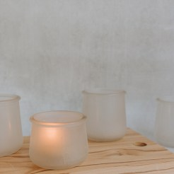 DIY Frosted Votive Candle Holders (3)