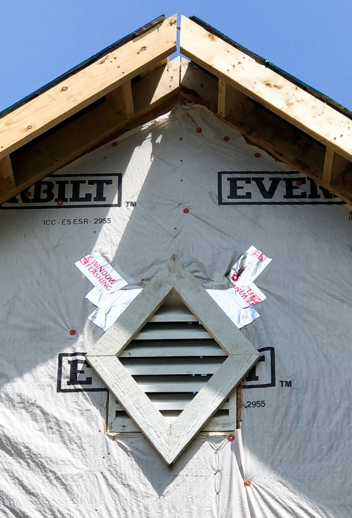 How To Build Decorative Gable Attic Vents Pretty Handy Girl