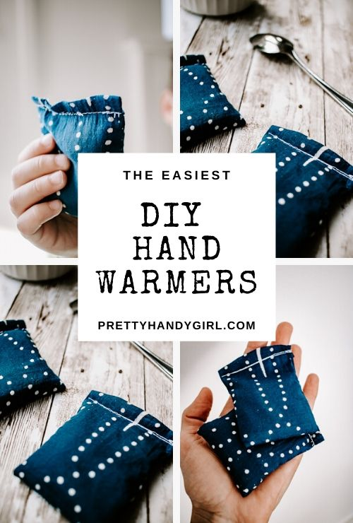 How to Make Easy DIY Hand Warmers