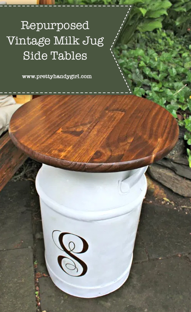 How to Repurpose a Vintage Side Table